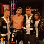 Bernetsyan Victorious In Pro Debut