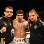 Gapo Tolmajyan wins VIA KO in the 1st