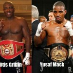 Griffin vs. Mack For IBF #1 Title Eliminator and USBA Light Heavyweight Title