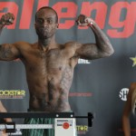 Jerron Peoples Makes Weight, Ready For Pamplona