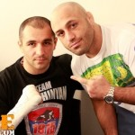 "Art ""LionHeart"" Hovhanissyan vs Cristobal Cruz for the IBF International Title on ESPN 2 !!! 07.27.2011"