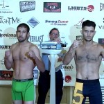 Alfred Khashakyan vs Anthony Paredes
