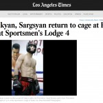 LA Times: Valley Fight Night 4