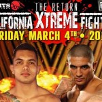 CXF (California Xtreme Fighting) weigh-ins